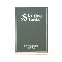 Stanley Catalogue No. 34