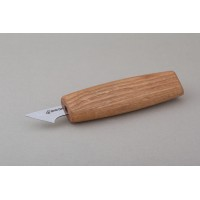 Small Knife for Geometric Woodcarving