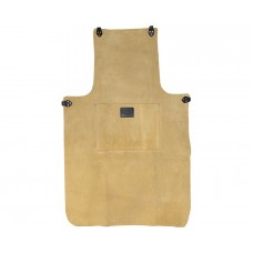 """36"""" Suede Leather Apron With Pocket"""