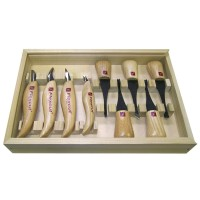 Deluxe Palm & Knife Set