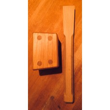 Carpenter's Mallets in Beech - small