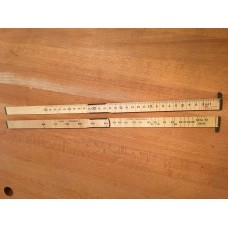 Timber measurer shrink-scale