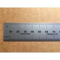 300mm Rigid rule