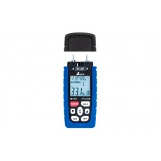 Digital Moisture Meter for Wood with Maximum and Minimum Hold Function