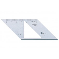 Miter Rule 45°with Right Angle Window