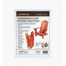 Adirondack Plus Folding Chair Plan
