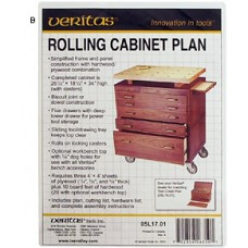 Veritas® Rolling Cabinet Plan