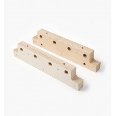 Small Risers, pair