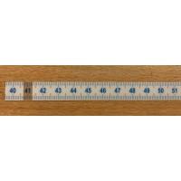 Incra Lexan Metric Scale - 40-82cm