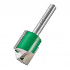Two Flute Cutter 20.0mm diameter - shank 1/4
