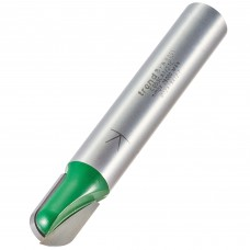Radius 6mm radius x 19mm cut x 86mm  - shank 1/2