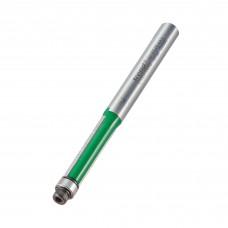 Guided trimmer 6.35mm diameter x 25.4mm  - shank 1/4