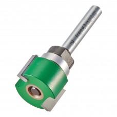 Intumescent cutter 15mm x 24mm  - shank 1/4