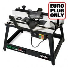CraftPro Router Table MK3 230V Euro plug