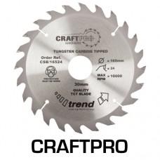 Craft saw blade 134mm x 24 teeth x 20mm