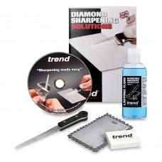 Diamond complete sharpeners kit