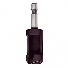 Trend Snappy tube plug cutter 12mm  - shank 1/4 hex