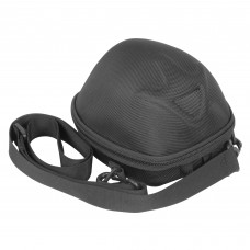 Air Stealth respirator mask storage case-hard shell zip up case to store Stealth half masks safely when not in use.