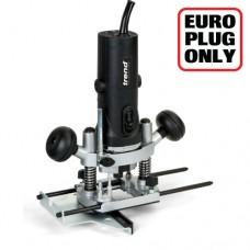 850W 8mm Var Speed Router 230V Euro