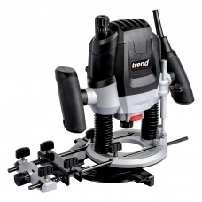2100W 12mm Variable Speed Router 230V