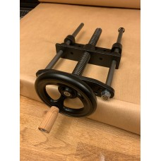 Large Front Vise with wheel