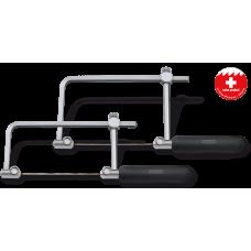 Fretsaw frame, 100mm deep ,adjustable
